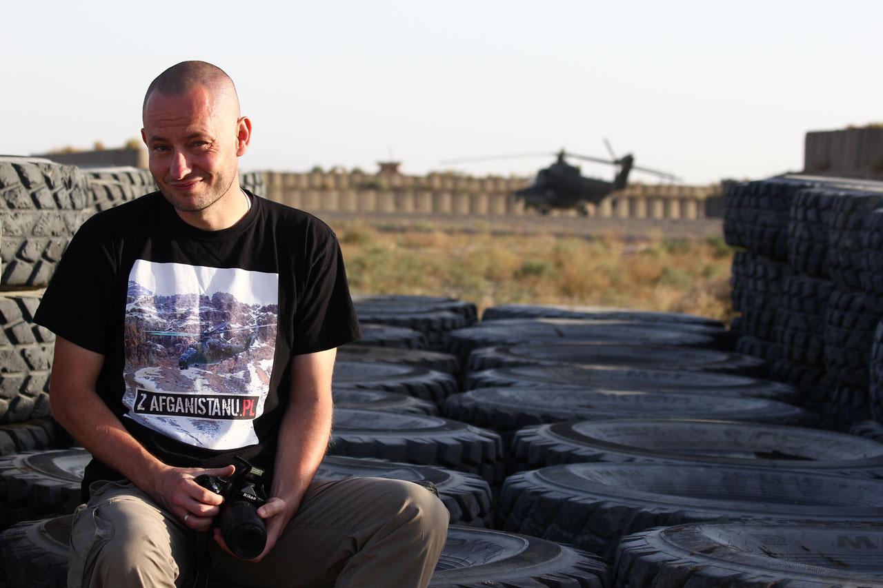 Afganistan, Ghazni, jesień 2013/fot. Marcin Wójcik