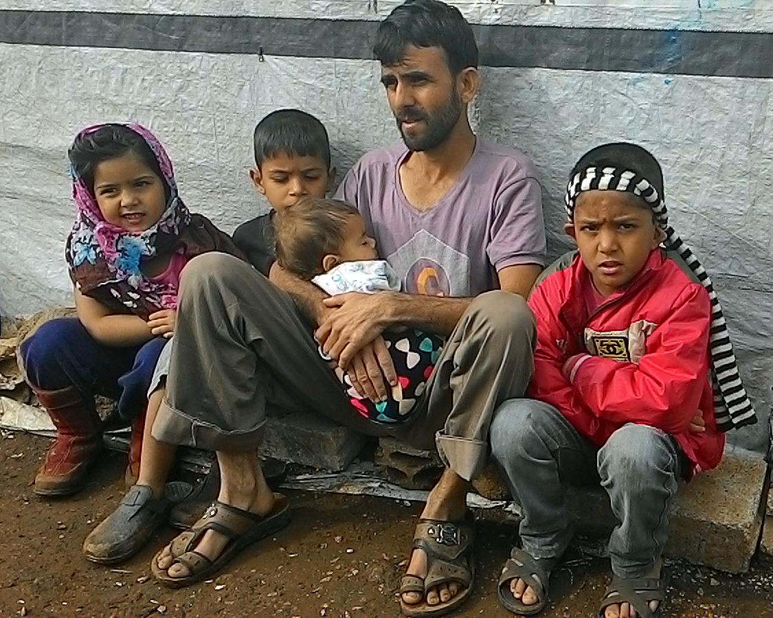 Jassem: - Od boga wszystko zależy, ale wierzę, że kiedyś wrócę do Syrii/fot. Marcin Ogdowski