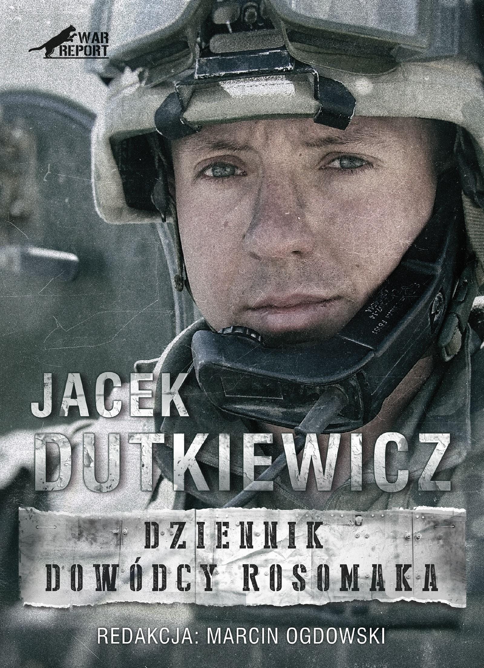 Jacek Dutkiewicz, zdjęcie z archiwum autora dziennika, opr. graf. WarBook