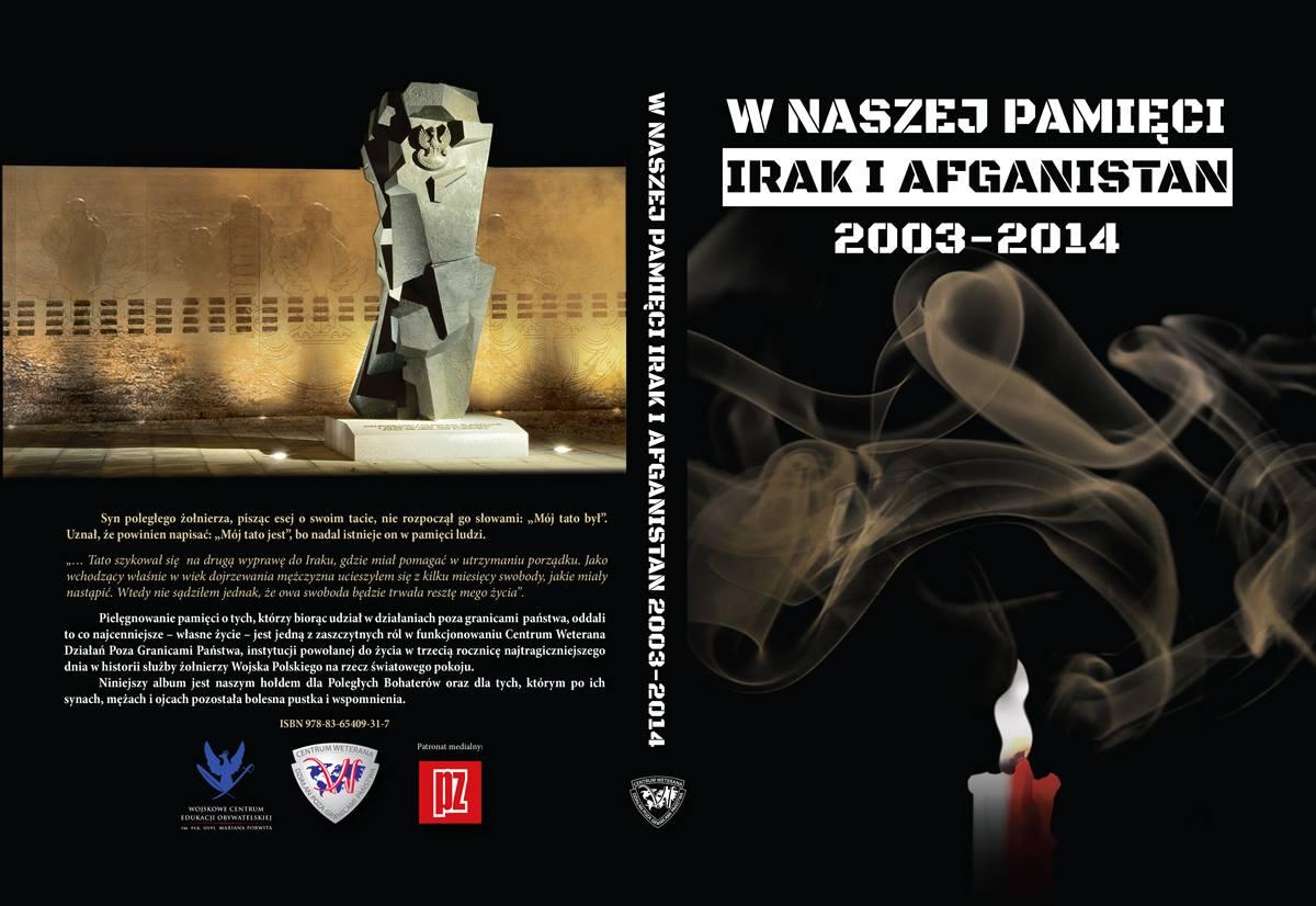 Książka, z której pochodzi reportaż, jest zbiorem sylwetek wszystkich poległych w Iraku i Afganistanie żołnierzy Wojska Polskiego. Wydano ją w zeszłym roku, nakładem Wojskowego Centrum Edukacji Obywatelskiej, z inicjatywy Centrum Weterana.